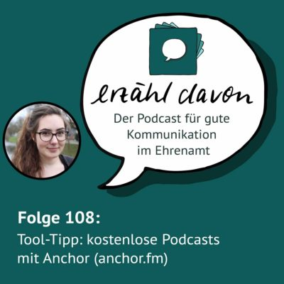 Tool-Tipp: Kostenlose Podcasts mit Anchor