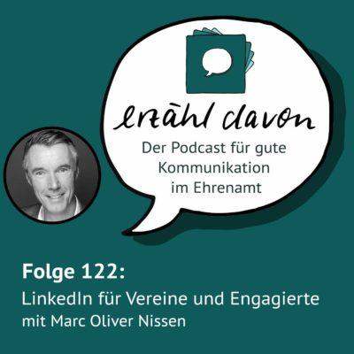 LinkedIn für Vereine mit Marc Oliver Nissen