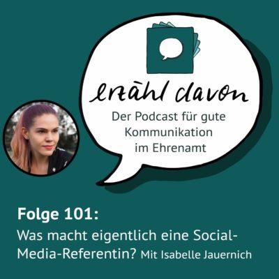 Was macht eigentlich eine Social-Media-Referentin in einer Sozialen Organisation?