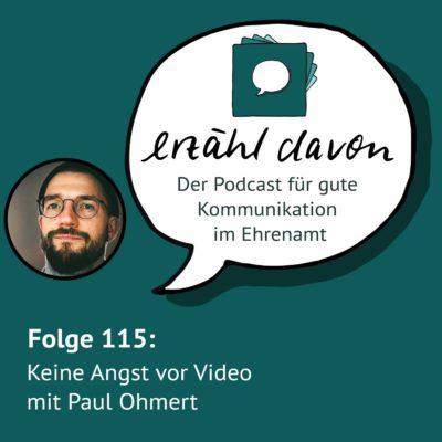 Keine Angst vor Video! mit Paul Ohmert