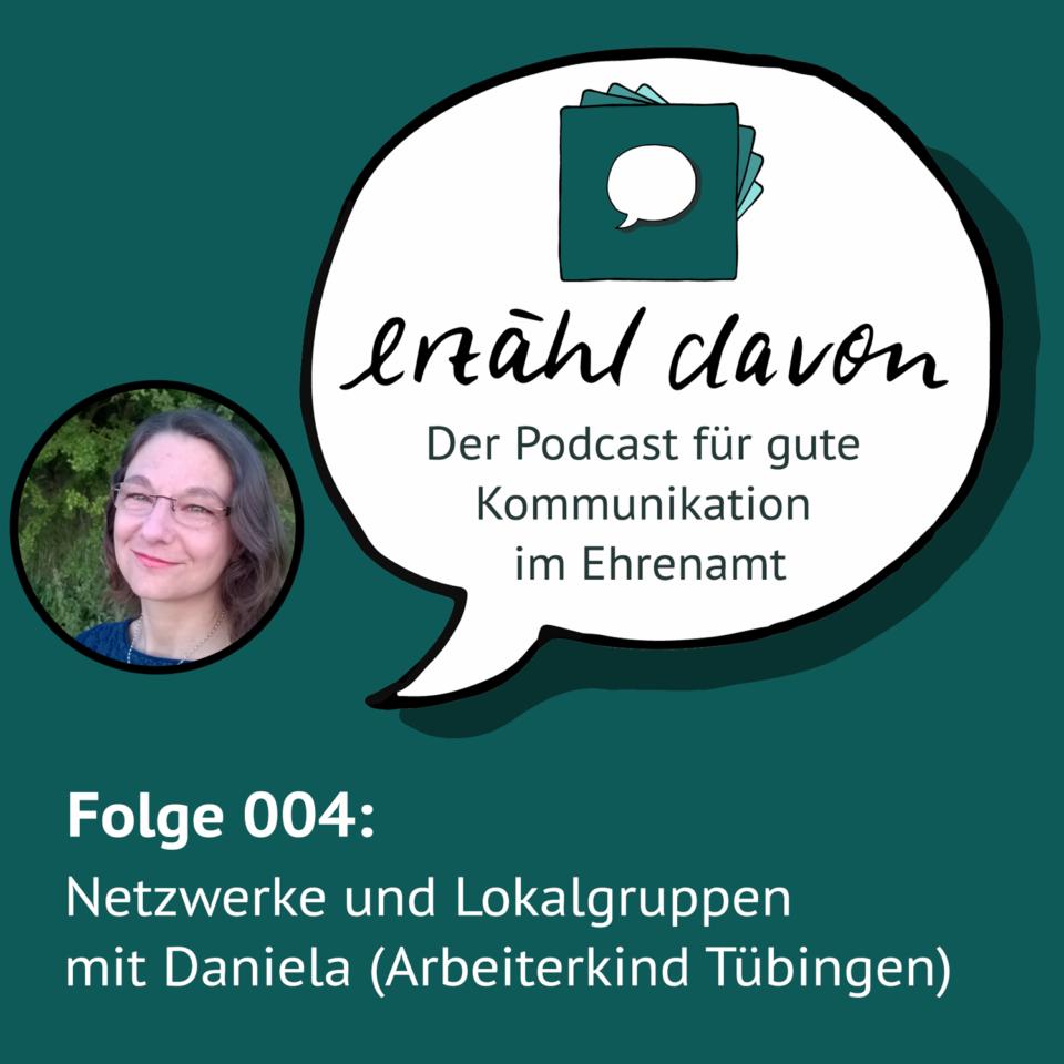 Folge 004: Netzwerke und Lokalgruppen mit Daniela