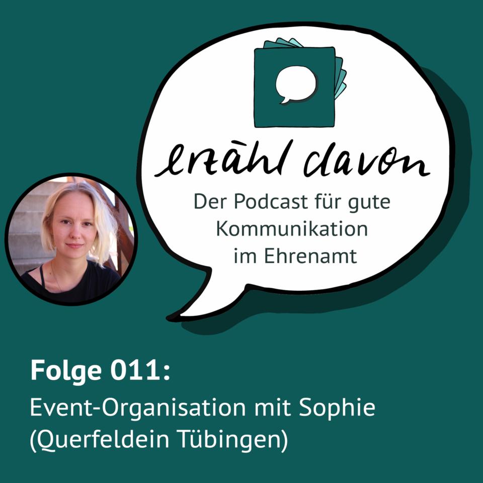 Folge 011: Eventorganisation mit Sophie von Querfeldein
