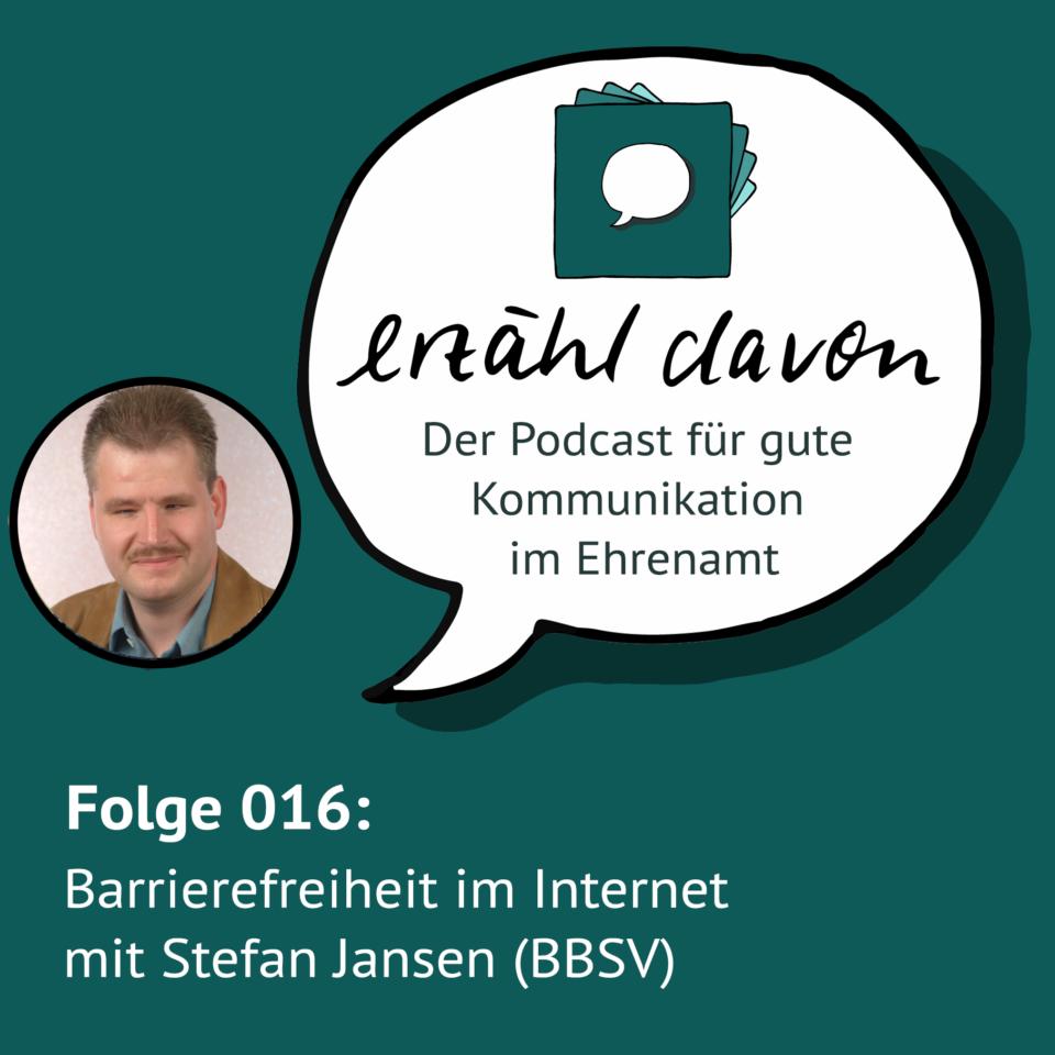 Folge 016: Barrierefreiheit im Internet