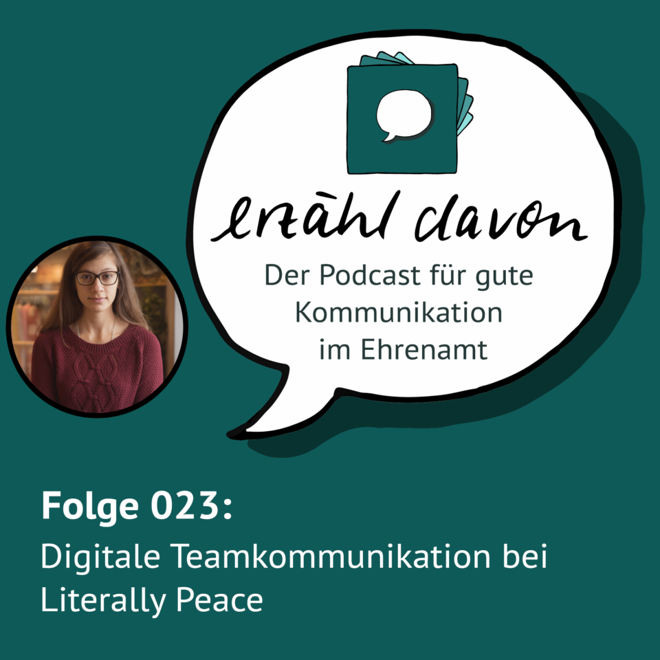 Folge 023: Digitale Teamkommunikation bei Literally Peace
