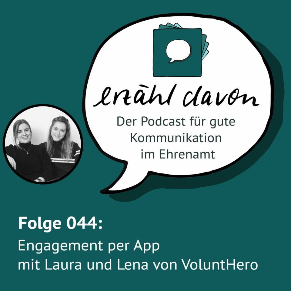 Folge 044: Engagement per App mit VoluntHero
