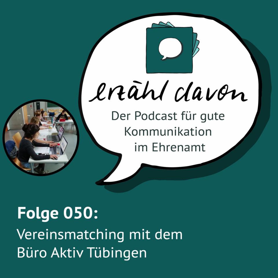Folge 050: Vereinsmatching mit dem Büro Aktiv Tübingen