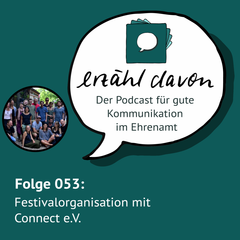 Folge 053: Festivalorganisation mit Connect e.V.