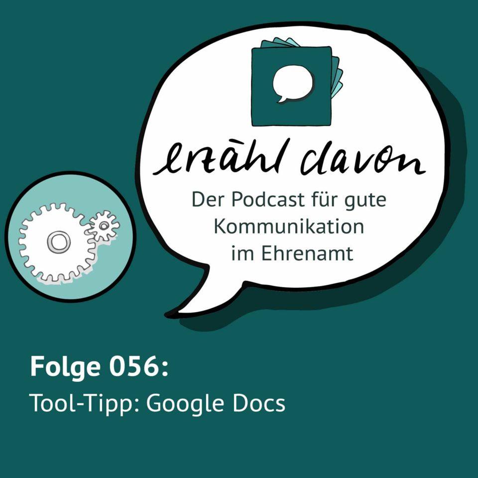Folge 056: Tool-Tipp Google Docs