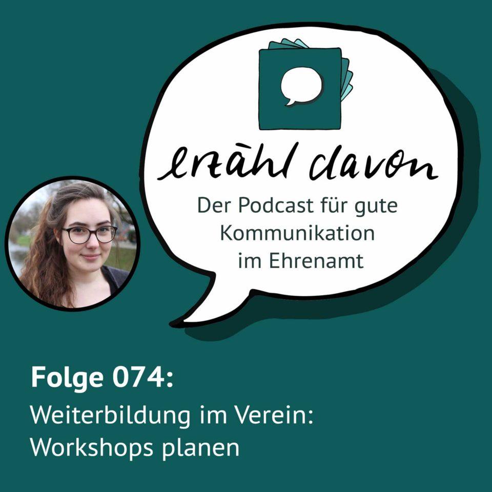 Folge 074: Weiterbildung im Verein: Workshops planen