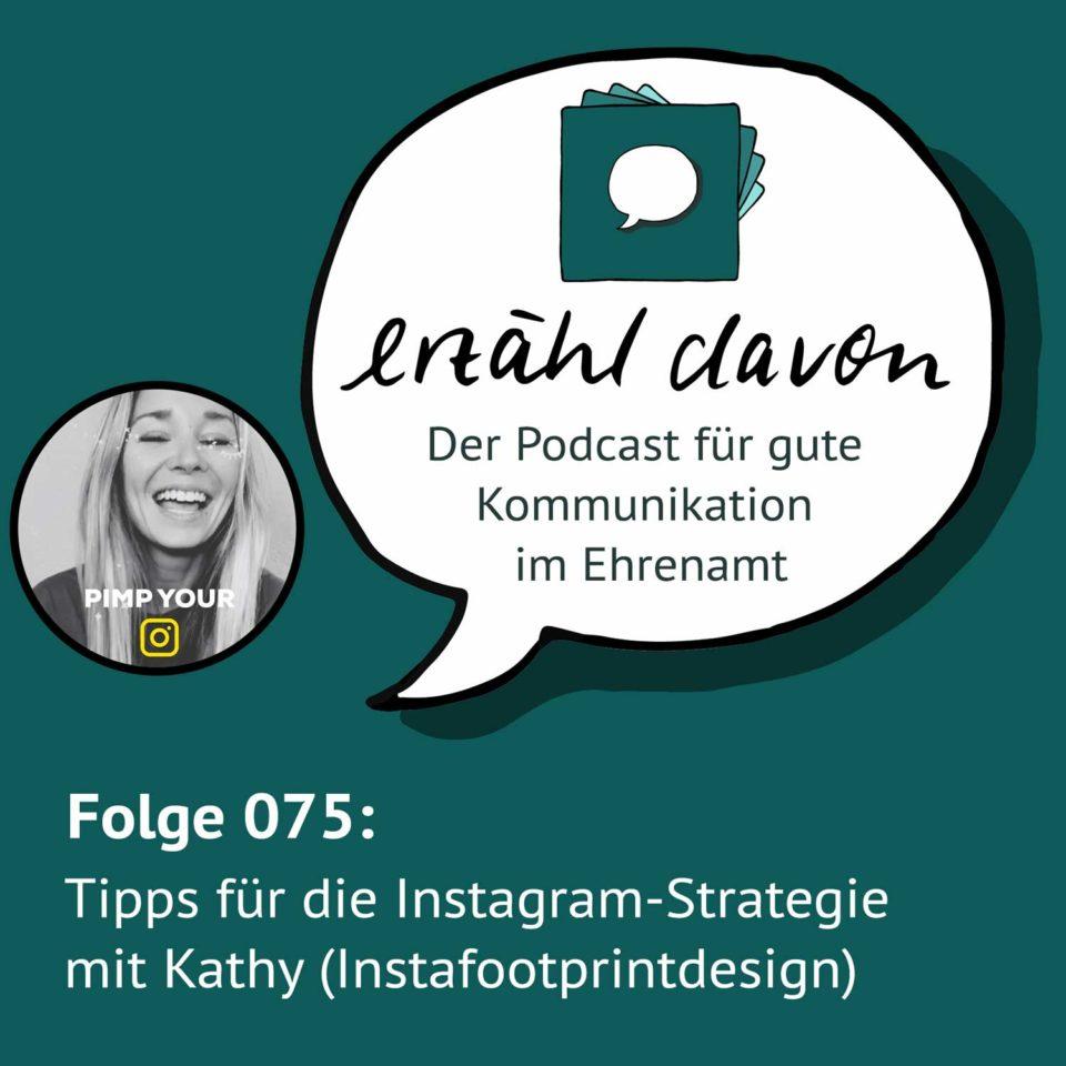 Tipps für die Instagram-Strategie mit Kathy (Instafootprintdesign)