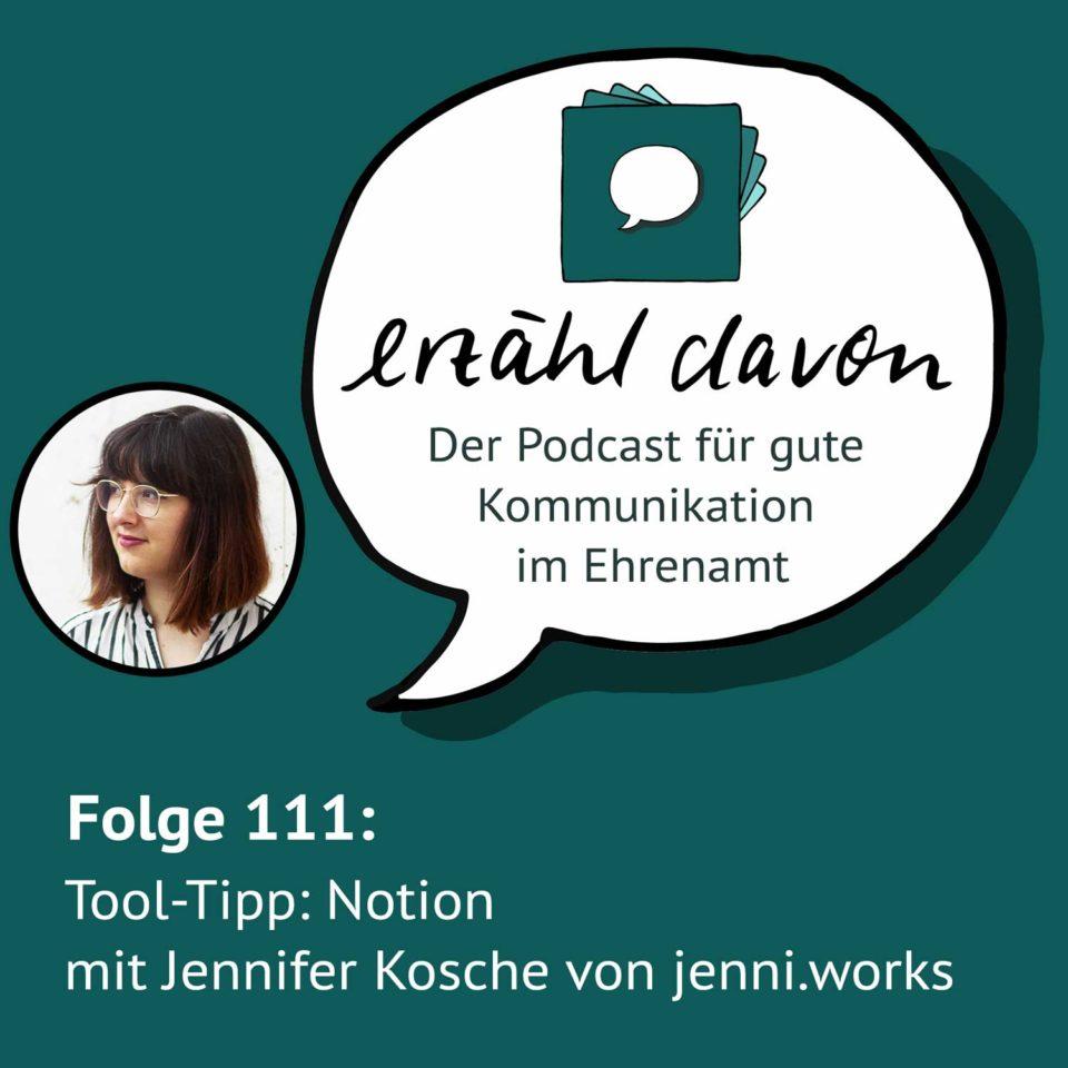 Tool-Tipp: Notion mit Jennifer Kosche von jenni.works