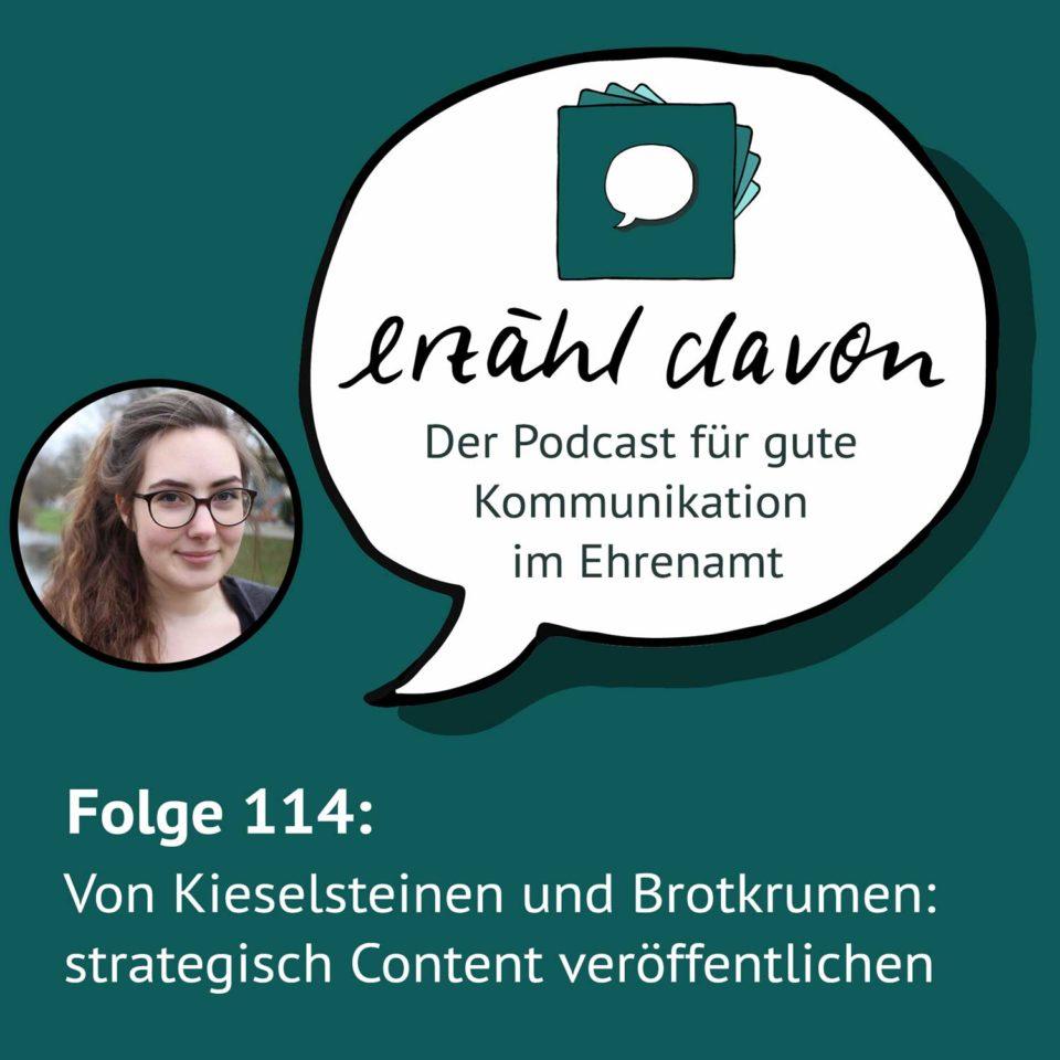 Von Kieselsteinen und Brotkrumen: strategisch Content veröffentlichen