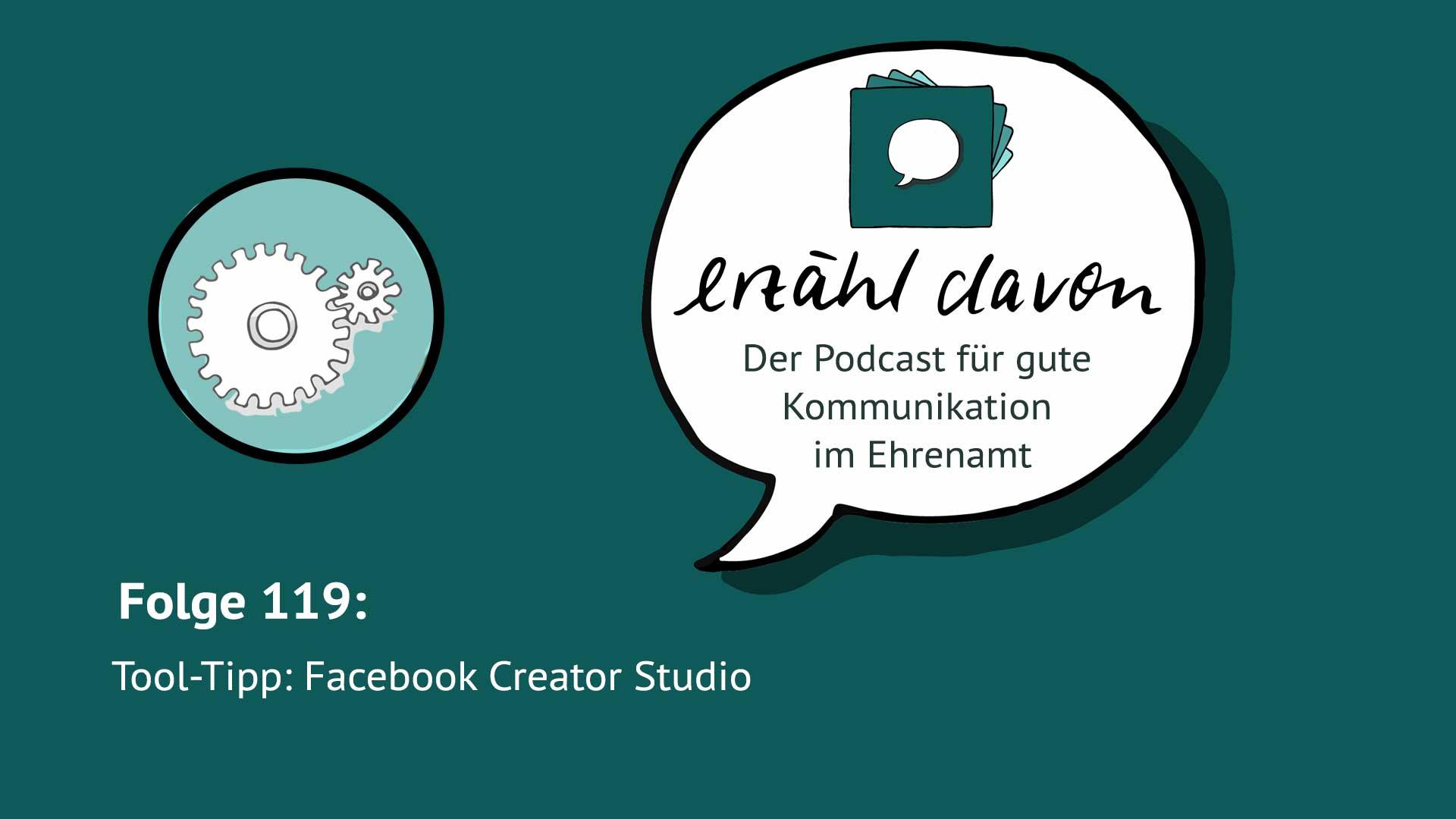 Tool-Tipp: Facebook Creator Studio