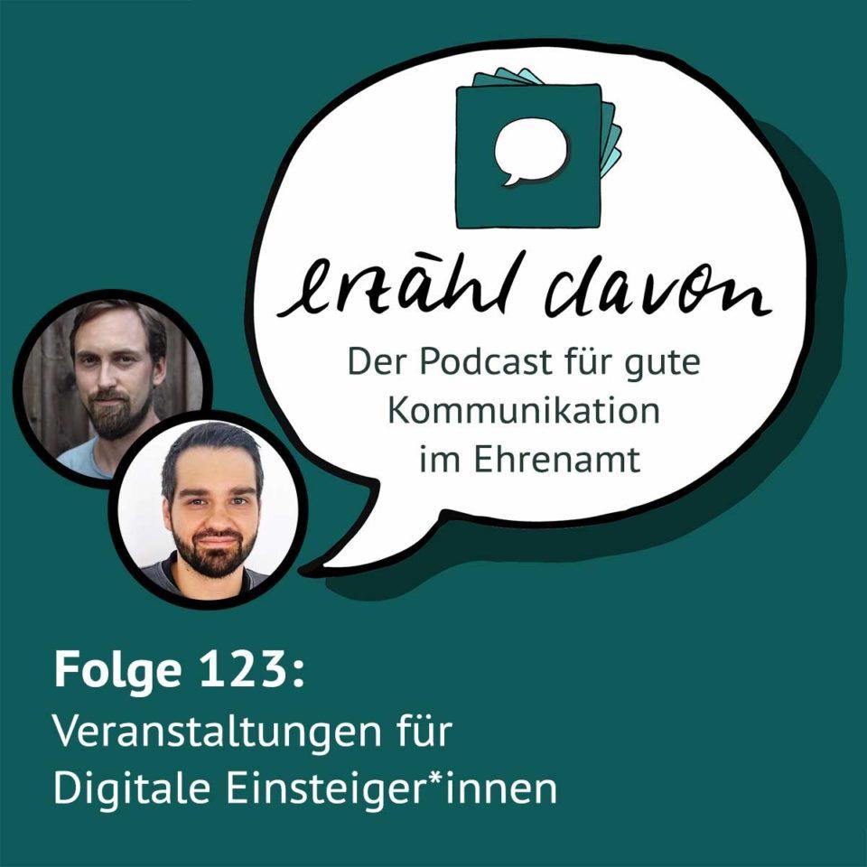 Veranstaltungen für Digitale Einsteiger*innen
