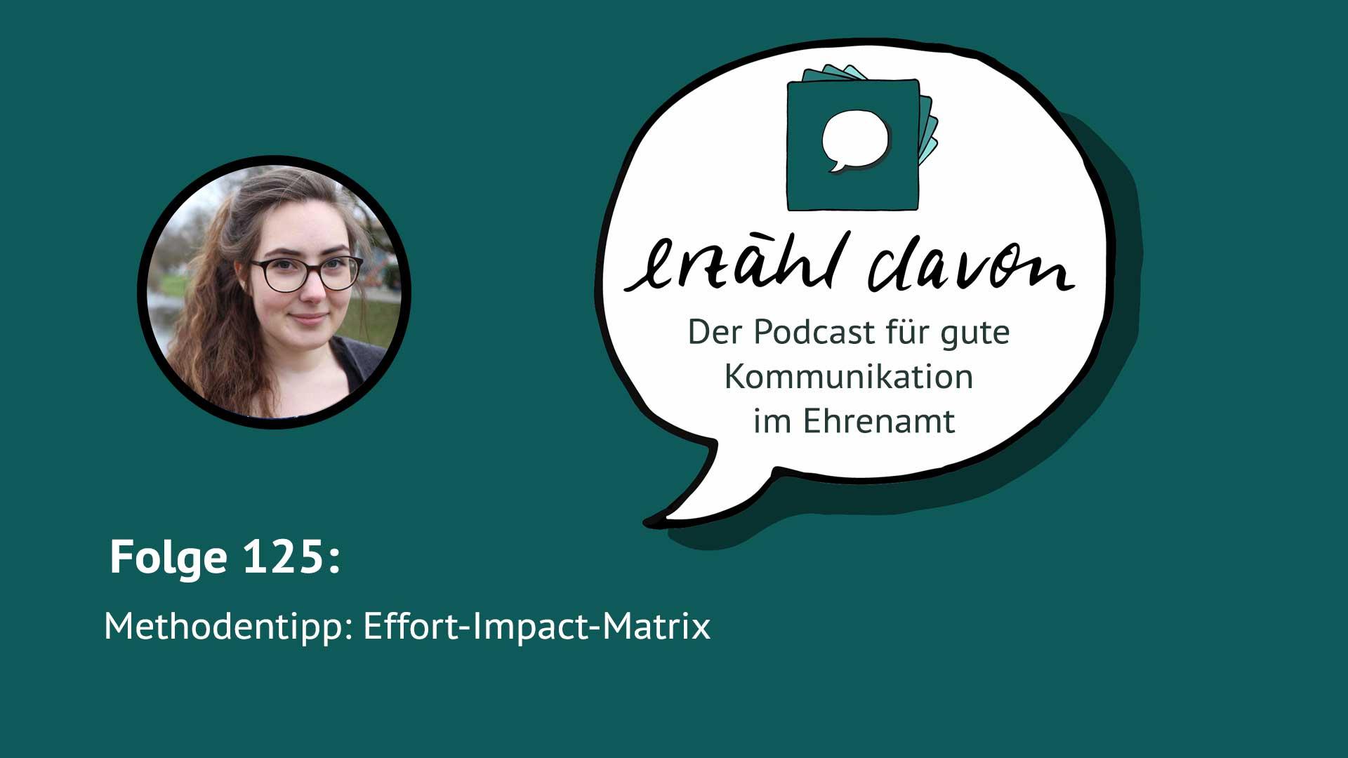 Methodentipp: Effort-Impact-Matrix
