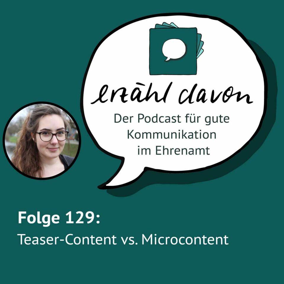Teaser-Content vs. Microcontent