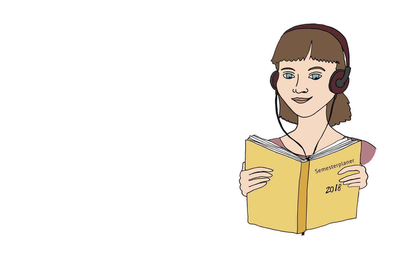 Audiokurs Semesterplanung